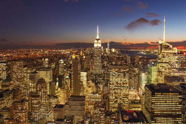 11. New York Yannick Menneron