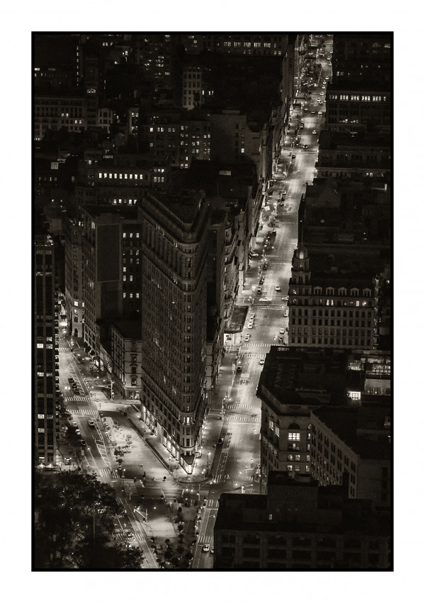 9. NYC - Flat Iron Pierre-marie Gaury