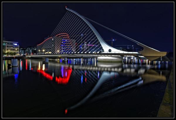 11. Dublin's Bridge Rodolphe Demongeot