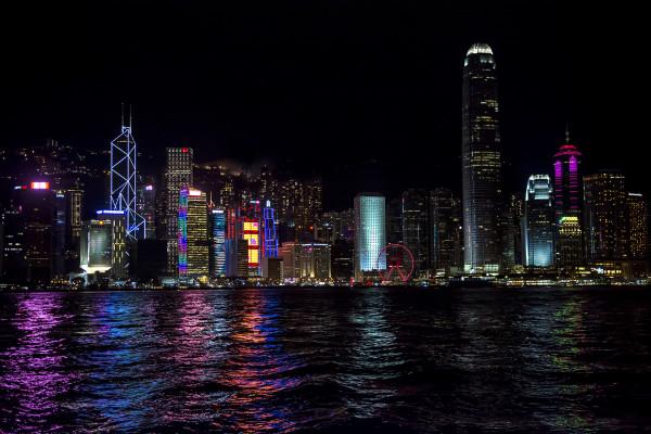 17. baie de Hong Kong Yves Raillard