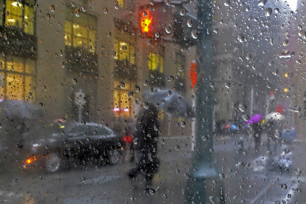 12 New York raining Jacques Italia