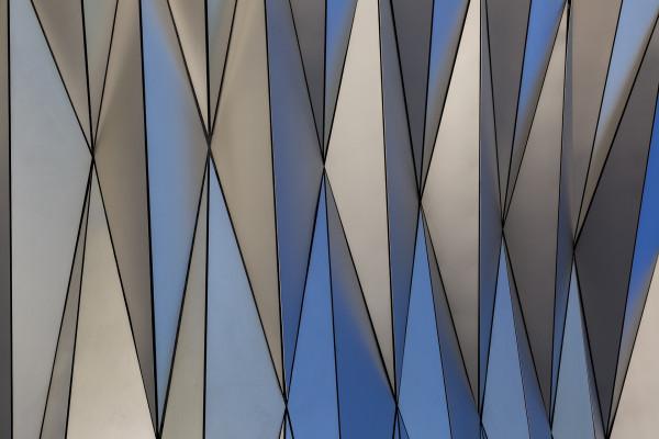 30. Losanges  de Claude Souchal  (Objectif Image Lyon)