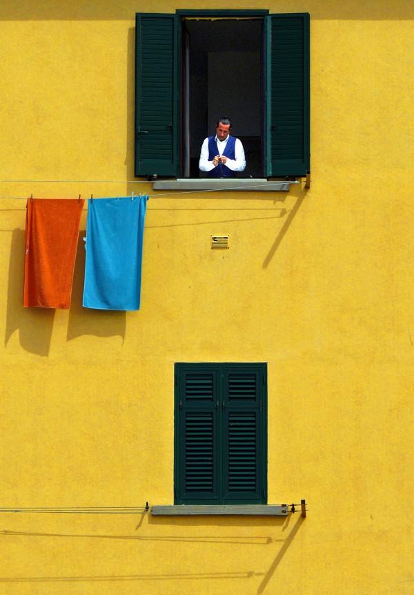 2. Façade à Piombino Laurent Bignaud  Club Photo Morestel