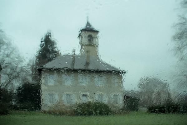 25 Sous la pluie Géraldine Lorin