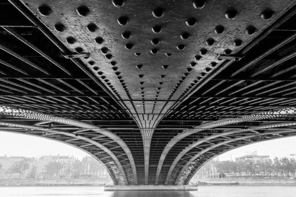 15. Pont  de Anne-Marie Thibert  (ATSCAF Rhône Photo - Lyon)