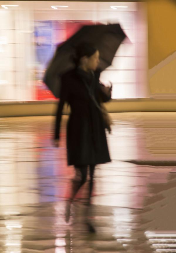 02 Soir de pluie  Alain Renard