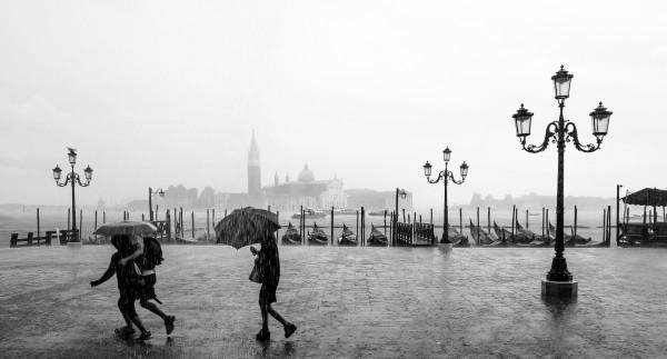 18 Venise sous les eaux Raphaël Bossut