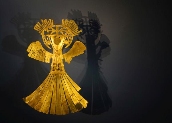 """16. """"L'or de Colombie"""" de Gérard Jouve (Photo Club Chasseurs d' Images Valence)"""