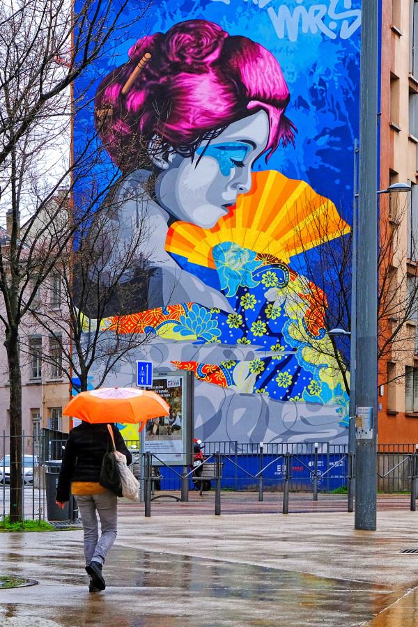 13. le parapluie Jean-Michel Leverne  Photo Club Chasseurs d' Images Valence