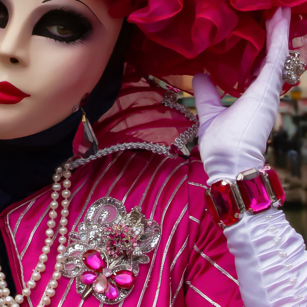 """16. """"Au carnaval"""" de Annie Lorcerie (Verp'Images)"""